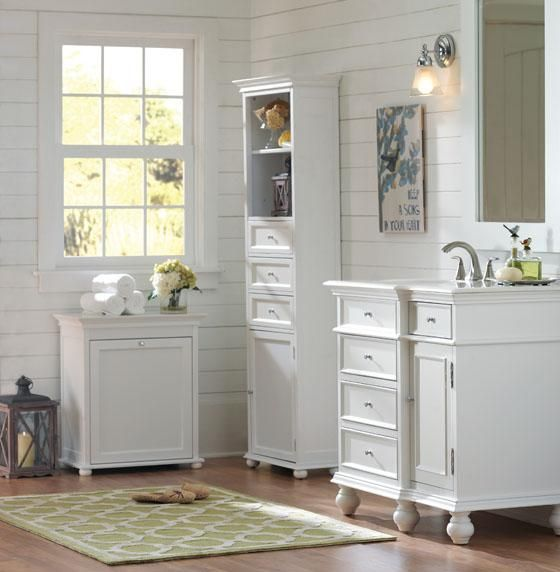 Create A Cozy And Uncomplicated Bathroom With The Hampton Bay Collection Homedecorators Com