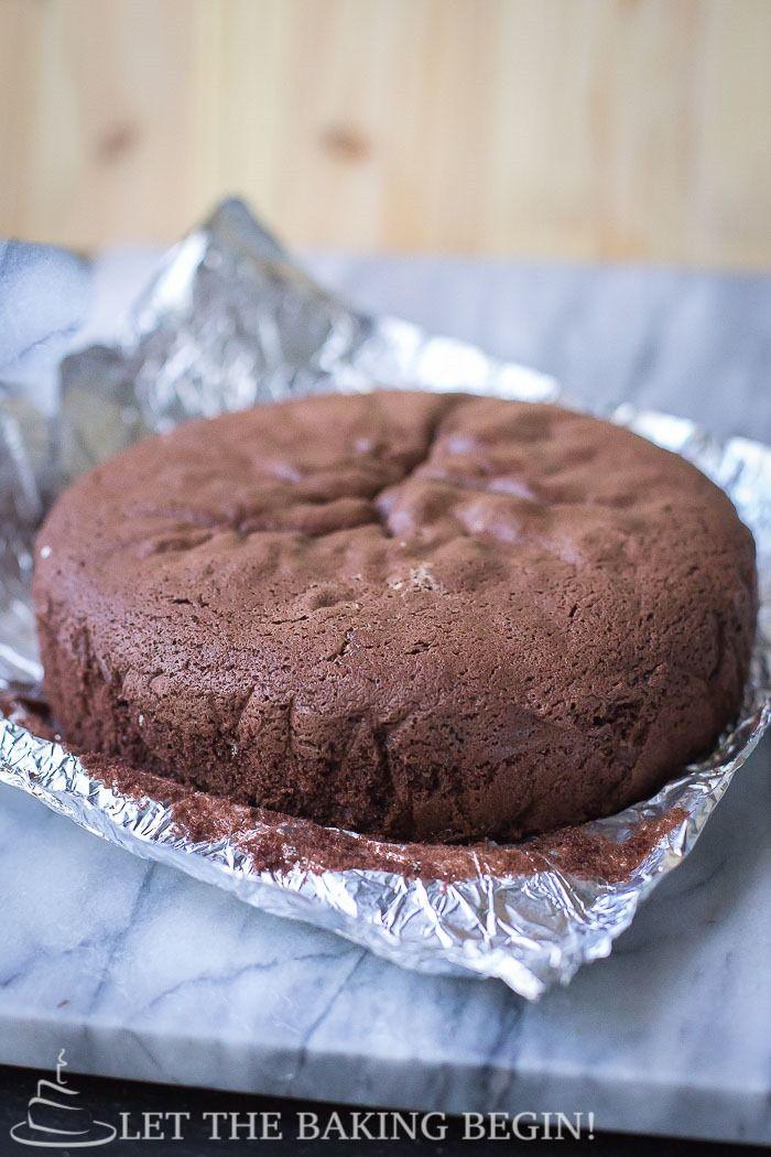Perfect Chocolate Sponge Cake