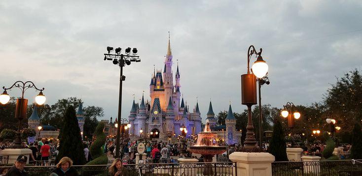 John Stamos and His New Wife Celebrate Honeymoon at Walt Disney World!