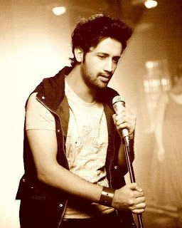 Atif Aslam Latest  stylish  Photos 2013