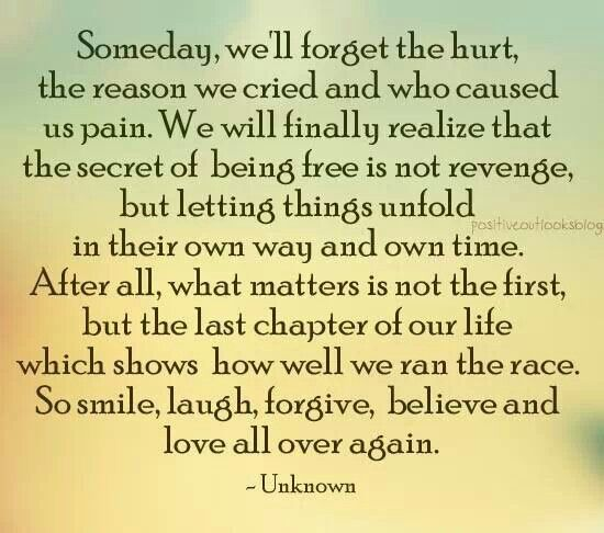 Forgive Forget Move On Quotes: 17 Best Images About Forgive Or Forget! On Pinterest