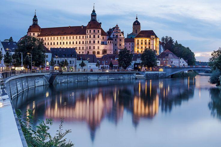 Neuburg, Bavaria, Germany