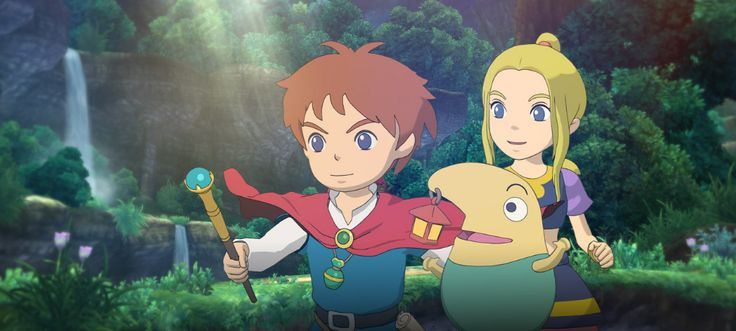 Destructoid Review: Ni no Kuni: Wrath of the White Witch - because this game is awesome!