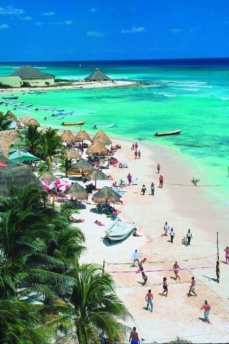 mayan riviera #beach