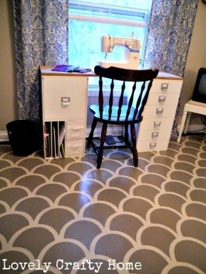 17 best images about painted vinyl flooring on pinterest for Latex primer for vinyl flooring