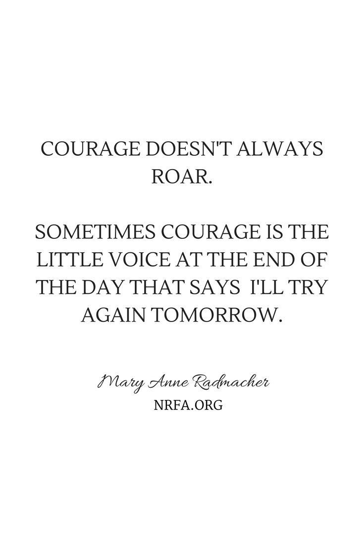 Get more quotes of infertility encouragement on NRFA.org  - National Registry for Adoption