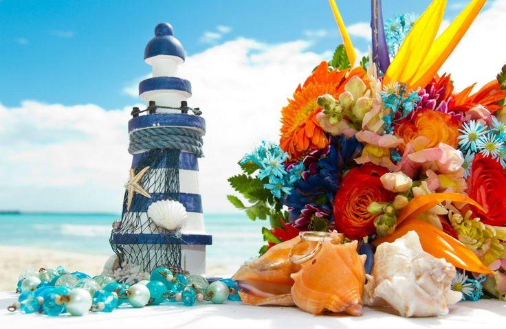 Символическая свадьба и фотосессия в Доминикане. Детали.