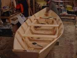 Building your own boat is for a lot of people only a dream. They think it is to much work, and that they are not able to accomplish something like that. Well, it is a lot of work, especially if you want to build a 40Ft yacht, but you could start small, you could start to build a 16Ft Grand Banks Dory, like the one here