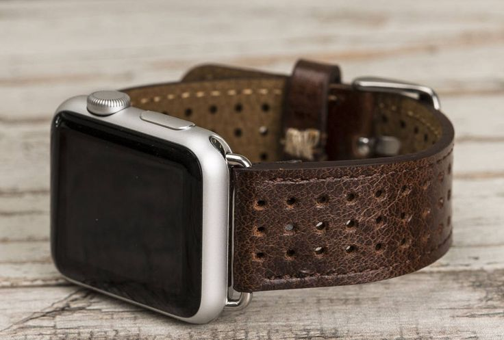 Leather Apple Watch band, 42mm, 38mm, Leather watch band, Apple watch strap, iwatch band, Apple watch leather band, brown iwatch strap by o2leather on Etsy
