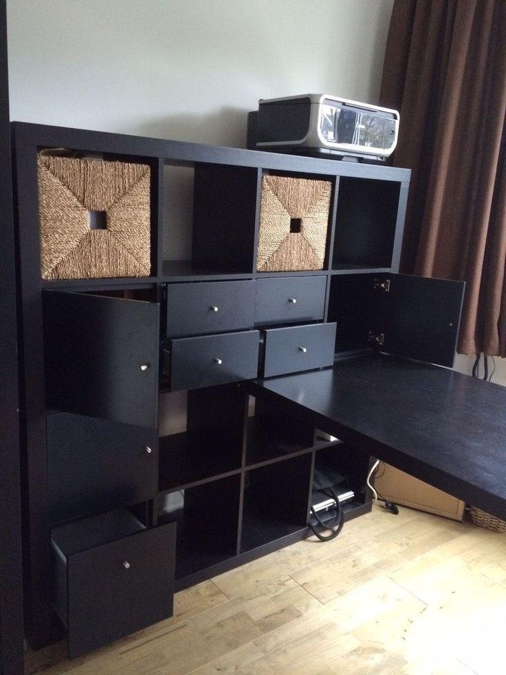 7 Photo Of 18 For Desk Storage Ikea
