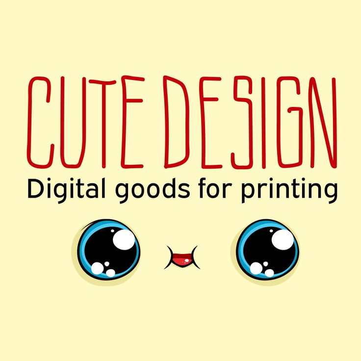 Browse unique items from DigitalCuteDesign on Etsy, a global marketplace of handmade, vintage and creative goods.