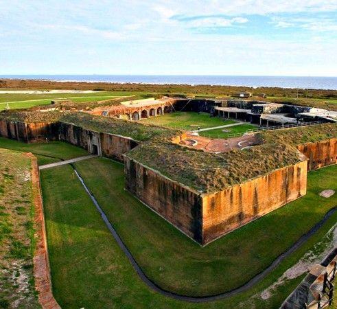 Fort Morgan | Gulf Shores, Alabama                                                                                                                                                     More