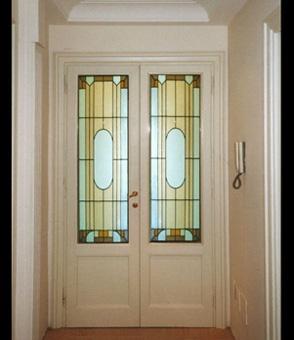 Vetrate legate a piombo | L'Artivetro, Vetrate artistiche - Artigianato Artistico del Vetro  #Stained-glass