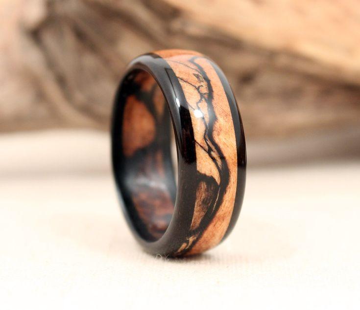 Wooden Rings For Men: 1021 Best Mens Wedding Ring Images On Pinterest