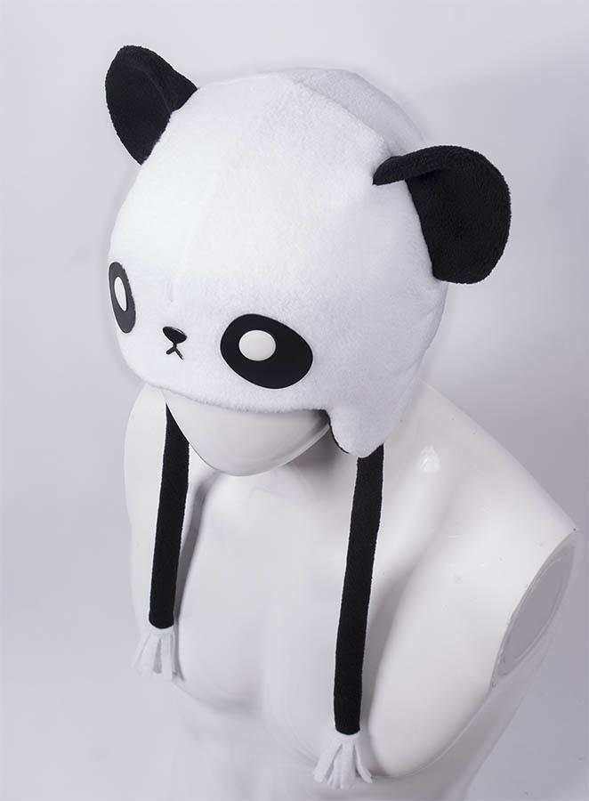 Anime/chibi panda hat~