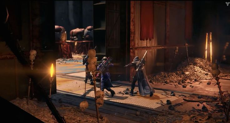 The Devils' Lair is a Strike mission in Old Russia. The Devils' Lair takes a Fireteam of Guardians through Old Russia while battling Fallen and Hive ene... #Destiny