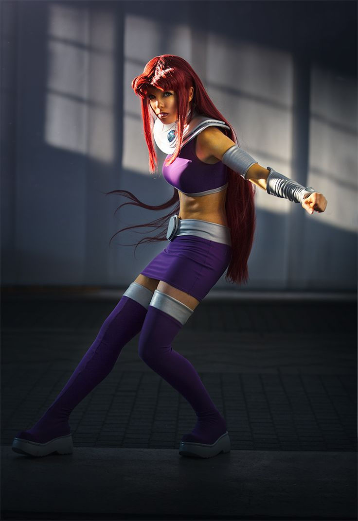 25 Best Starfire Little - Teen Titans Cosplay Images On -7887