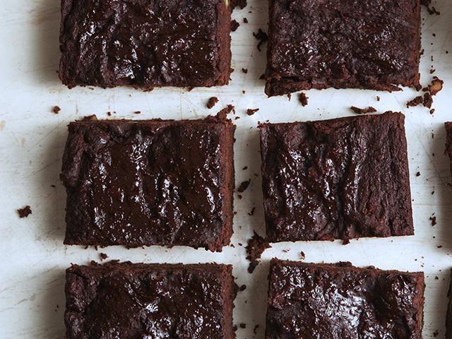 Healthy date brownies recipe - womens health uk