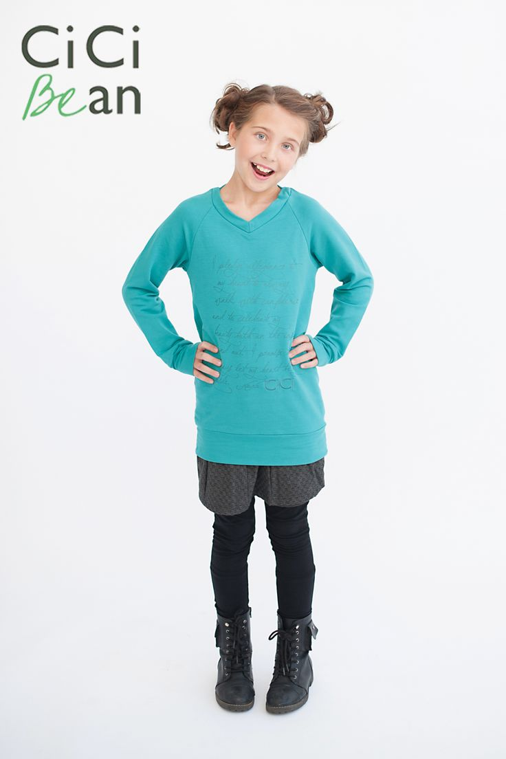 CiCi Bean's Fall/Winter 2013 collection. | CiCi Bean - clothing for tween girls. | Shop online at www.peekaboobeans.com