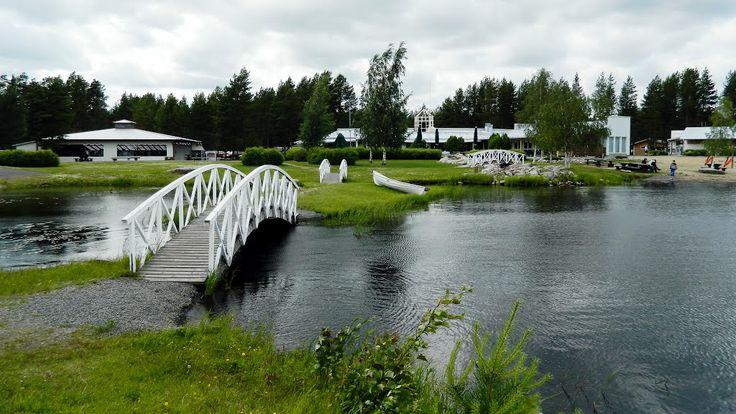 Kalajärvi tourist resort. Peräseinäjoki, Finland.