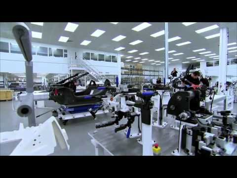 """How to Build a Supercar """"MP4-12C"""""""