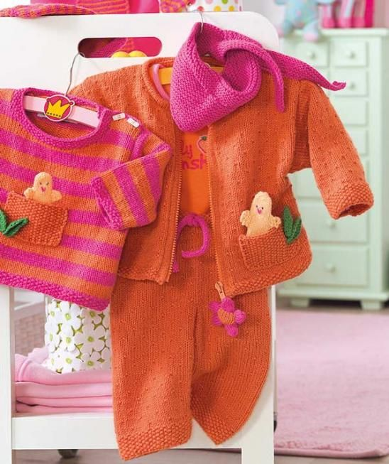Jacket and Pants, S6740 - Free Pattern