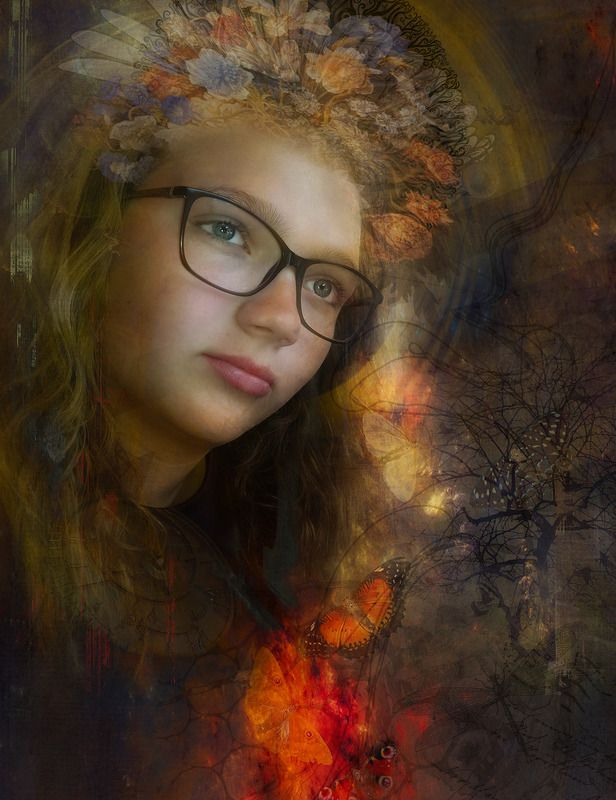 Enchantment: By PhotoArt By Athol