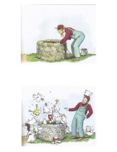 Chickens to the Rescue Problem and Solution Card sort