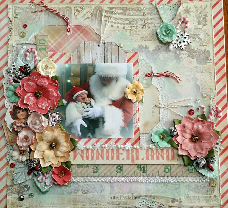 Sweet+Peppermint+Christmas - Scrapbook.com