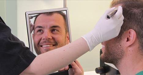 Η απόλυτη εξατομίκευση ! Ο σχεδιασμός της μεταμόσχευσης μαλλιών μέσω της δημιουργίας ειδικού πλάνου υλοποίησης από το γιατρό, αποτελεί το πιο σημαντικό βήμα για την εξασφάλιση του καλύτερου δυνατού αποτελέσματος - από τους ειδικούς της Bergmann Kord. Διαβάστε περισσότερα εδώ : http://goo.gl/2bJEpa