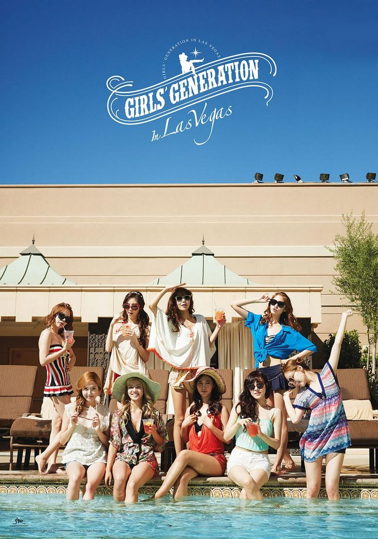 ".@GirlsGeneration Photobook ""GIRLS' GENERATION in Las Vegas""  2014. 08. 25"