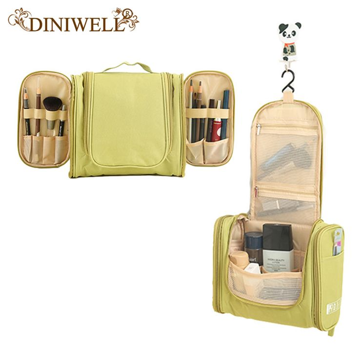 DINIWELL Portable Women Waterproof Cosmetic Makeup Storage Organizer Bag For Camping Holiday Travel Outdoors-in Storage Bags from Home & Garden on Aliexpress.com | Alibaba Group
