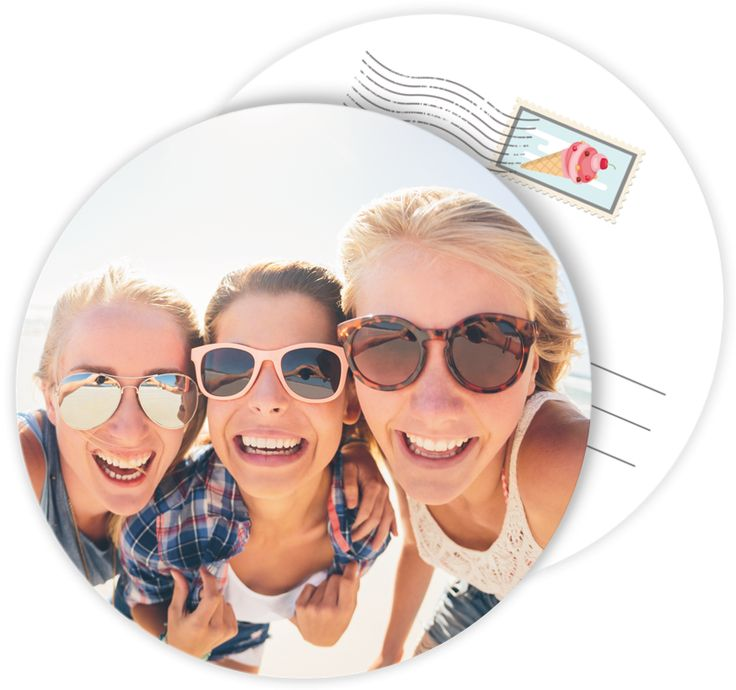 Comment transformer ses selfies en cartes postales ?