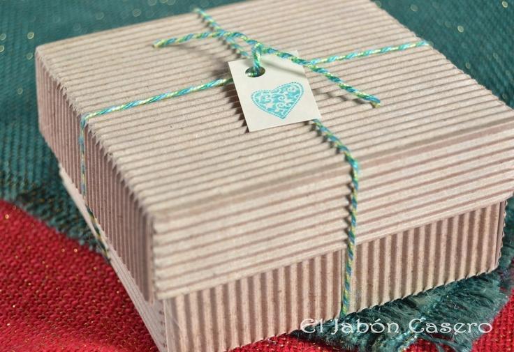 Jabones, velas de cera de abeja, Ideas Regalo. La Navidad. : El Jabón Casero