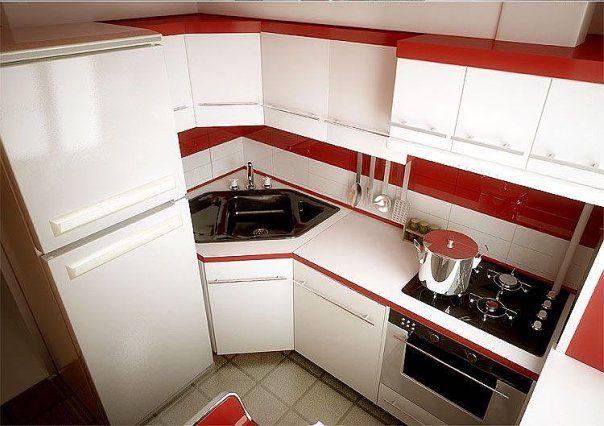 Дизайн маленькой кухни в хрущевке в фото примерах