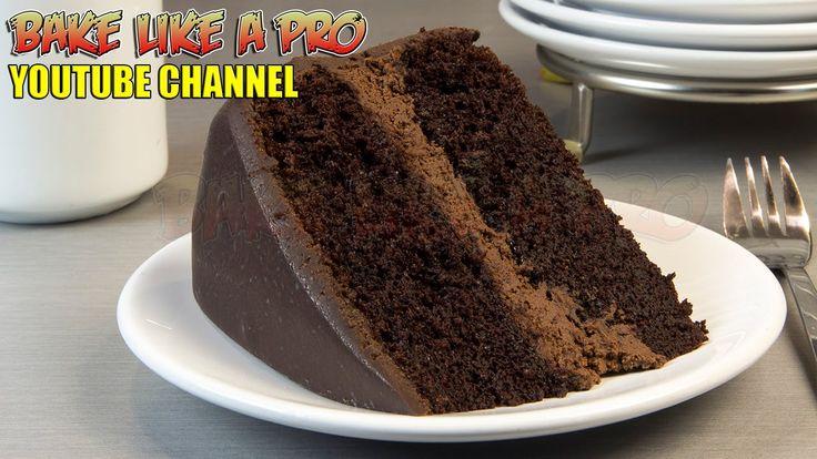 Black Magic Chocolate Cake Recipe ! https://t.co/M4d9KaOuaU  via @YouTube #cake #recipe #food #love #chocolate https://t.co/j25SgqS7kt
