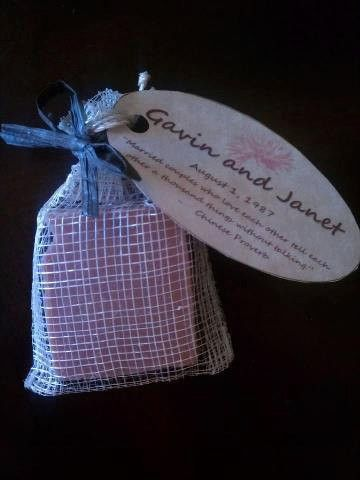 Wedding Shower Favors - Shepherd's Harvest