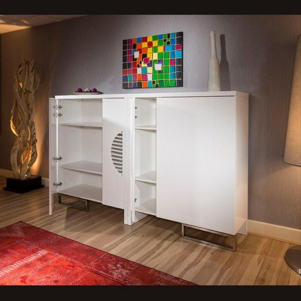 Extra large Cabinet combination white can be used together or apart