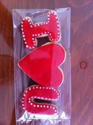 galletas san valentin decoradas - Buscar con Google