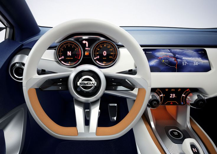 From Car Body Design Nissan Sway Concept