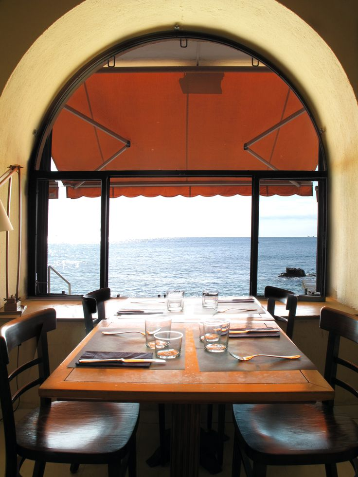 Restaurante Tragamar / Grupo Tragaluz / Calella de Palafrugell ( Costa Brava)   #tragamar #calellapalafrugell #grupotragaluz