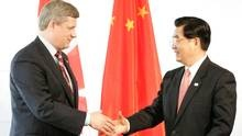 Mr. Harper's new diplomacy    Prime Minister Stephen Harper's initiation into summit diplomacy came in 2006 at the Asia-Pacific Economic Co-operation meeting in Hanoi. There, he buttonholed Chinese President Hu Jintao over the detention of Husseyin Celil, a Canadian citizen imprisoned on terrorism-related charges, and was given a cold shoulder and a brushoff. It took two years for Sino-Canadian relations to reach room temperature.