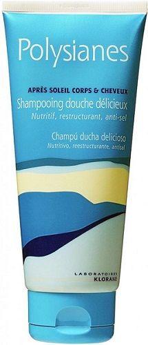 Comparez les prix de KLORANE POLYSIANES - Shampooing douche délicieux après-soleil - 200 ml à partir de 5,17€ sur unooc.fr #comparateur #santé #klorane