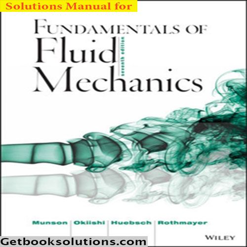 200 best solutions manual images on pinterest solution manual for fundamentals of fluid mechanics 7th edition by munson fandeluxe Image collections