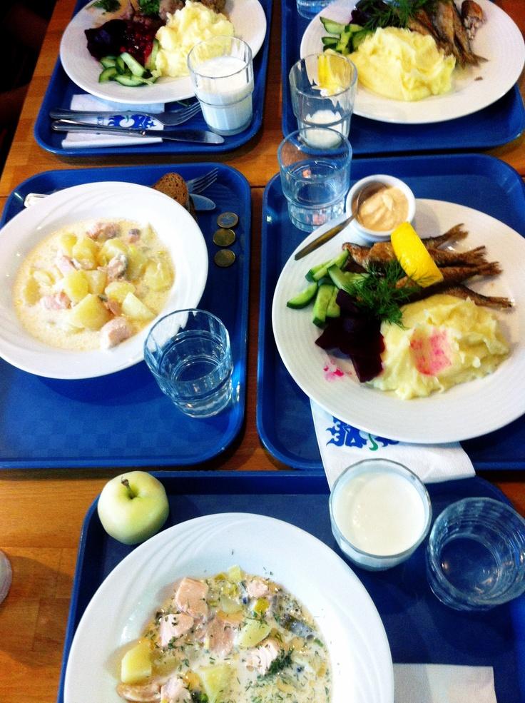 Kahvila Suomi & Finnish cuisine