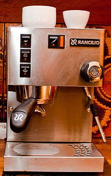 By nearly all accounts, as per the Rancilio Silvia espresso machine review is one of the very solidly made espresso machineries obtainable for customers. Weighing in at 35 pounds, the Silvia is made from 100% corrosion resistant steel. Each liquid touching piece is designed from steel; hence plastic will never touch your espresso or coffee.