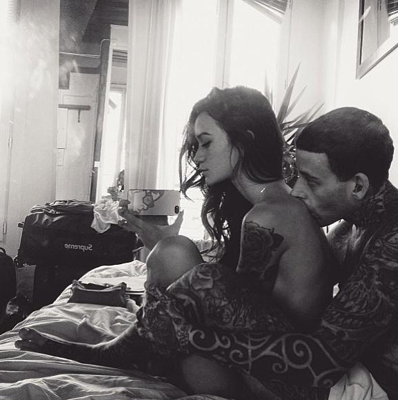 ❤ #couple #tattoos #love