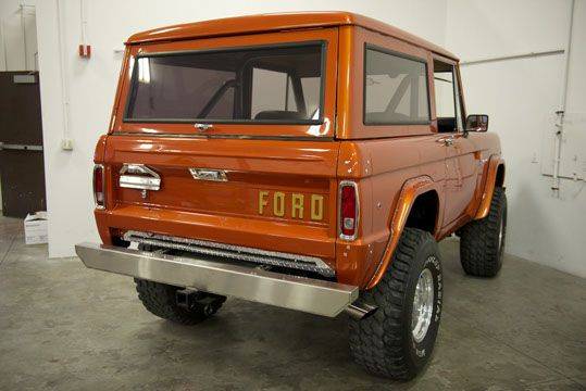 1969 Ford Bronco, Mountain Series Edition http://classicfordbroncos.com/past-builds.html https://www.facebook.com/classicfordbroncos #classicfordbroncos #cfb #classic #ford #bronco #fordbronco #vintage #restoration #classicsuv #classiccars #copper #country #dirtroads #beach #cruisin #mountainseries