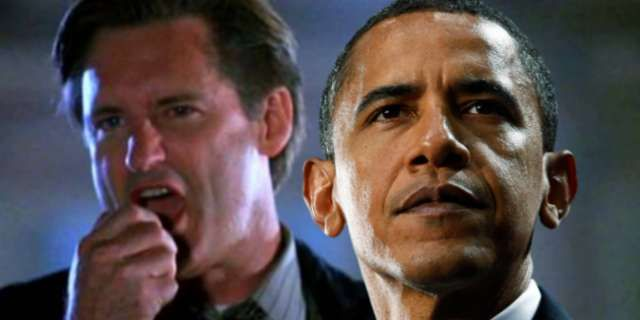 President Obama Recites Bill Pullman's Iconic Independence Day Speech