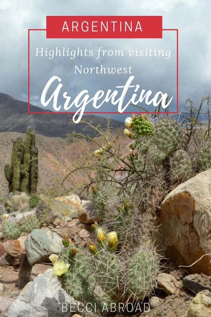A one-week Itinerary to the Northwestern part of Argentina . #Argentina #Purmamarca #Jujuy #Tilcara #NorthArgentina #NorthwestArgentina #SouthAmerica #travel #travelblogger